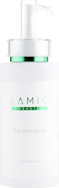 Очищающий гель для лица - Lamic Cosmetici Gel Detergente