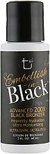 Духи, Парфюмерия, косметика Крем для солярия с ультратемными бронзантами, ультра увлажнением и ультра уходом - Tan Inc Embellish In Black 200X