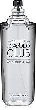 Духи, Парфюмерия, косметика Antonio Banderas Diavolo Select Club - Туалетная вода (тестер без крышечки)