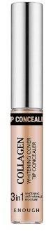 Осветляющий коллагеновый консилер - Enough Collagen Whitening Cover Tip Concealer