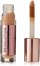 Духи, Парфюмерия, косметика Консилер для лица - Makeup Revolution Conceal and Define Concealer