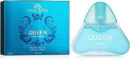 Духи, Парфюмерия, косметика Lotus Valley Queen - Туалетная вода