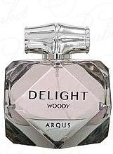 Духи, Парфюмерия, косметика Arqus Delight Woody - Парфюмированная вода (тестер с крышечкой)