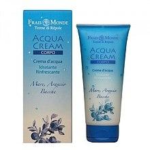 Духи, Парфюмерия, косметика Крем для тела - Frais Monde Acqua Cream Body Sea Orange And Berries