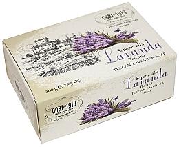 "Духи, Парфюмерия, косметика Мыло ""Лаванда"" - Gori 1919 Lavender Soap"