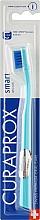 Духи, Парфюмерия, косметика Зубная щетка для детей CS 7600 «Smart» , светло-голубая - Curaprox