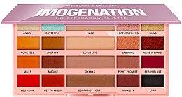 Духи, Парфюмерия, косметика Палетка теней для век - Makeup Revolution X Imogenation Eyeshadow Palette