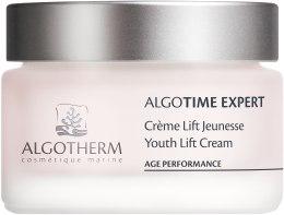 Духи, Парфюмерия, косметика Подтягивающий омолаживающий крем для лица - Algotherm Algotime Expert Youth Lift Cream
