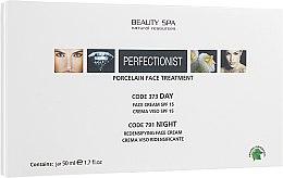 """Духи, Парфюмерия, косметика Набор """"Porcelain Face Treatment"""" - Beauty Spa Perfectionist (d/cr/50ml + n/cr/50ml)"""
