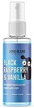 Духи, Парфюмерия, косметика Антисептик-спрей для рук - Joko Blend Black Raspberry & Vanilla