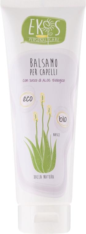 Кондиционер для волос с алоэ и маслом ши - Ekos Personal Care Conditioner