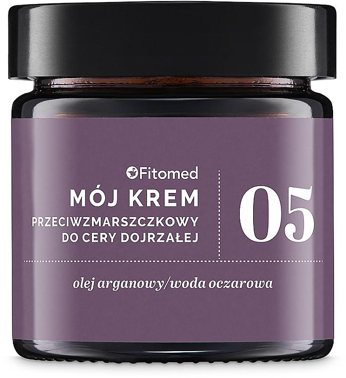 Крем против морщин для сухой и зрелой кожи №5 - Fitomed My Cream No.5