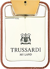 Духи, Парфюмерия, косметика Trussardi My Land - Туалетная вода (тестер)
