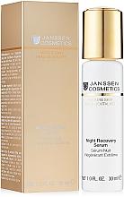 Духи, Парфюмерия, косметика Ночная восстанавливающая сыворотка - Janssen Cosmetics Mature Skin Night Recovery Serum