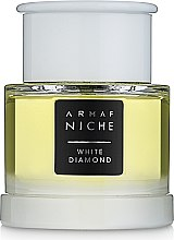 Духи, Парфюмерия, косметика Armaf Niche White Diamond - Туалетная вода (тестер с крышечкой)