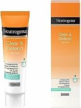 Духи, Парфюмерия, косметика Точечный гель для лица - Neutrogena Clear & Defend Rapid Gel