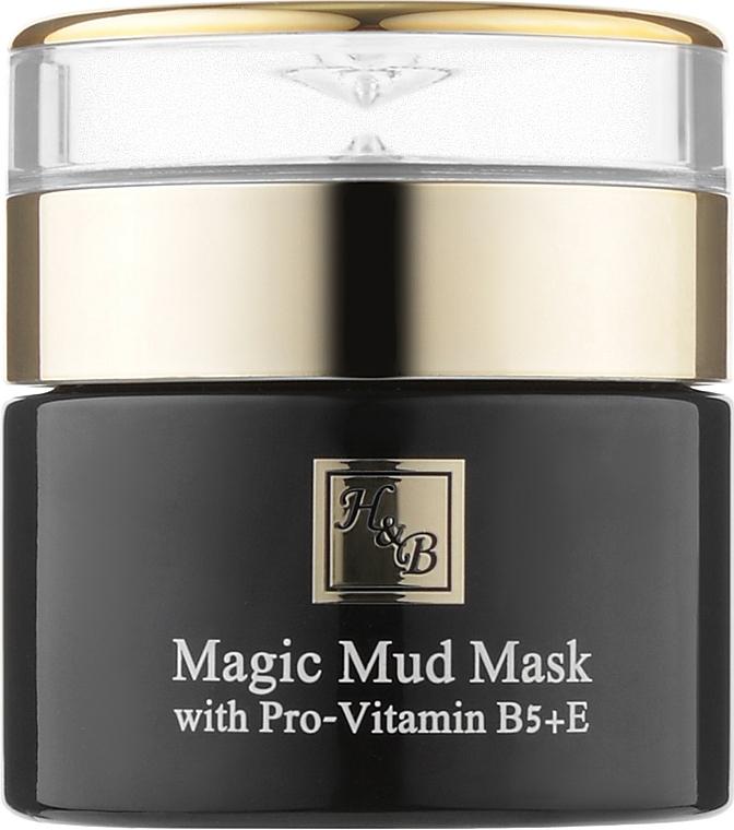 Мінеральна грязева маска - Health and Beauty Magic Mud Mask — фото N1