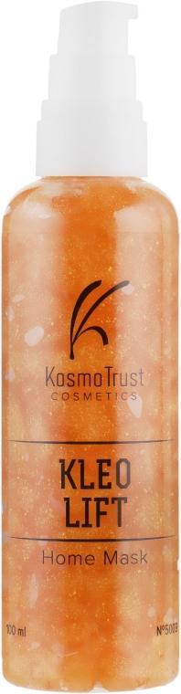 Золотая лифтинг-маска - KosmoTrust Cosmetics Kleo Lift Home Mask