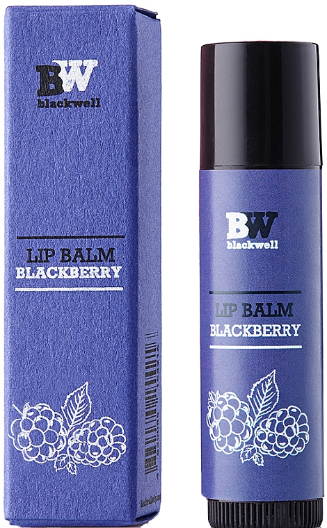 "Бальзам для губ ""Ежевика"" - Blackwell Blackberry Lip Balm"