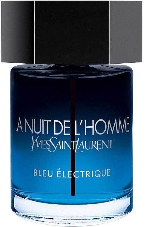 Yves Saint Laurent La Nuit de L'Homme Bleu Electrique - Туалетная вода