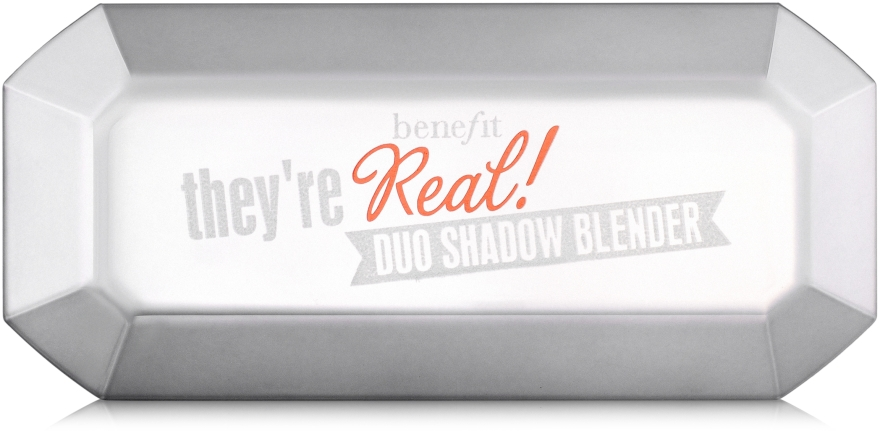 Двойные тени для век - Benefit They`re Real! Duo Shadow Blender — фото N1