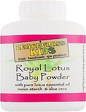"""Духи, Парфюмерия, косметика Присыпка для детей """"Королевский лотос"""" - Lemongrass House Royal Lotus Baby Powder"""