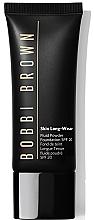 Духи, Парфюмерия, косметика Тональный флюид - Bobbi Brown Skin Long-Wear Fluid Powder Foundation SPF20