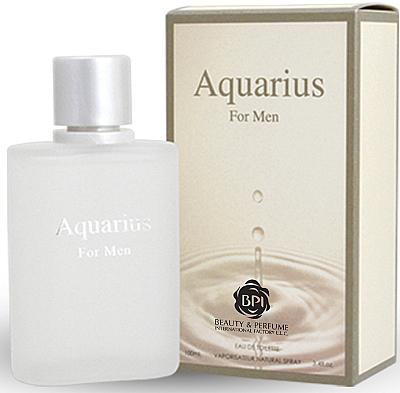 MB Parfums Aquarius For Men - Парфюмированная вода