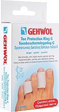 Духи, Парфюмерия, косметика Гель-кольцо Геволь G, большое, 36 мм - Gehwol Toe Protection Ring G