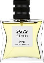 Духи, Парфюмерия, косметика SG79 STHLM № 6 - Парфюмированная вода