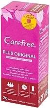 Духи, Парфюмерия, косметика Гигиенические ежедневные прокладки, 20шт - Carefree Plus Original Fresh Scent Pantyliners