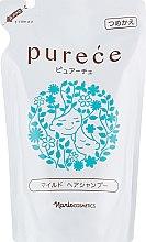 Духи, Парфюмерия, косметика Гипоаллергенный шампунь - Naris Purece Shampoo (дой-пак)