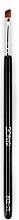 Духи, Парфюмерия, косметика Кисть для бровей и подводки, BCE-75 - Beauty Crew