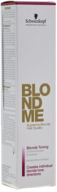 Крем-тонер для светлых волос - Schwarzkopf Professional BlondMe Color Additive  — фото N1