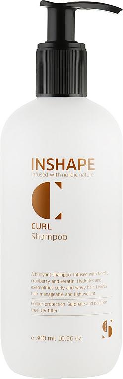 Шампунь для вьющихся волос - Inshape Curl Shampoo