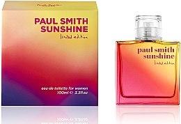 Духи, Парфюмерия, косметика Paul Smith Sunshine Edition For Women 2015 - Туалетная вода