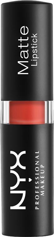 Матовая помада для губ - NYX Professional Makeup Matte Lipstick