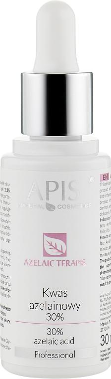 Азелаиновая кислота 30% - APIS Professional Glyco TerApis Azelaic Acid 30%