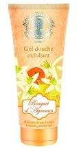 Духи, Парфюмерия, косметика Отшелушивающий гель для душа - Jeanne en Provence Bouquet d`agrumes Shower Gel