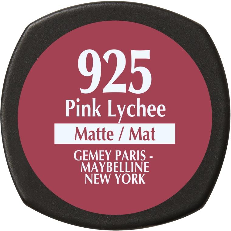 Экстраувлажняющая матовая помада для губ - Maybelline New York Hydra Extreme Matte — фото N5