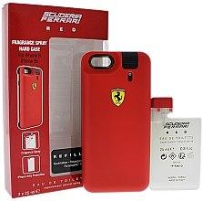 Духи, Парфюмерия, косметика Ferrari Scuderia Ferrari Red - Набор (edt/ref/25ml + case)
