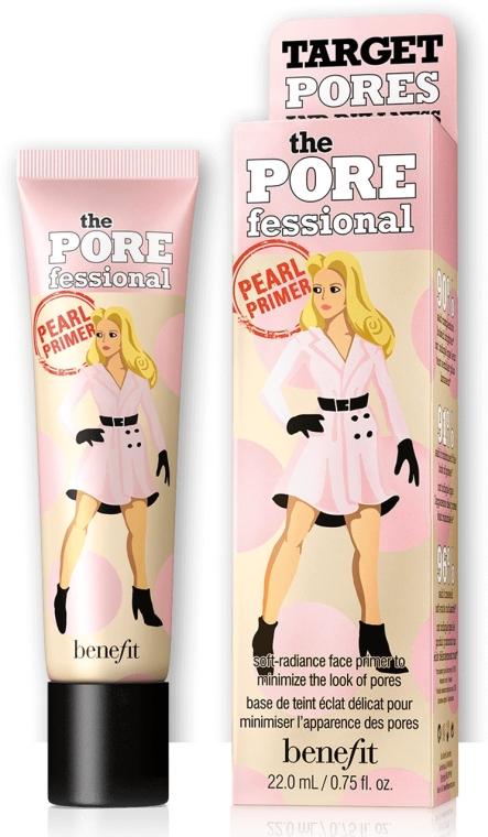 Праймер для лица - Benefit PoreFessional Pearl Primer
