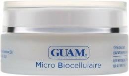 """Духи, Парфюмерия, косметика Микробиоклеточный крем """"Интенсивное увлажнение 24 часа"""" - Guam Micro Biocellulaire Crema Idratante 24H Viso"""