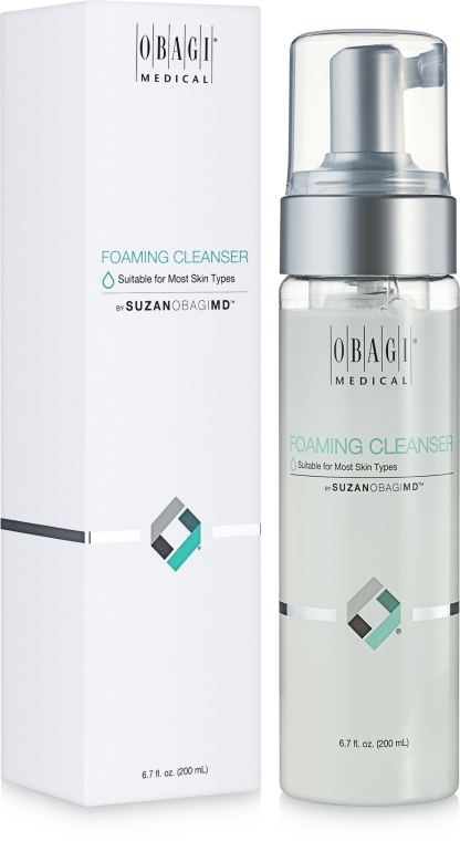 Очищающая пенка для умывания - Obagi Medical Suzanogimd Foaming Cleanser