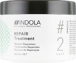 Духи, Парфюмерия, косметика Восстанавливающая маска для волос - Indola Innova Repair Treatment