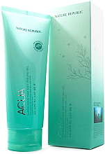 Духи, Парфюмерия, косметика Мягкий пилинг-гель для лица - Nature Republic Super Aqua Max Soft Peeling Gel