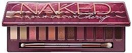 Парфумерія, косметика Палетка тіней - Urban Decay Naked Cherry Eyeshadow Palette