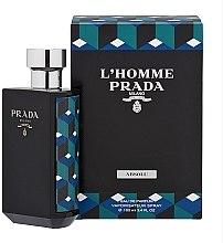 Духи, Парфюмерия, косметика Prada L'Homme Absolu - Парфюмированная вода