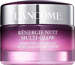 Духи, Парфюмерия, косметика Ночной антивозрастной крем для зрелой кожи с эффектом лифтинга, сияния и ровного тона - Lancome Renergie Multi-Glow Intense Recovery Night Cream