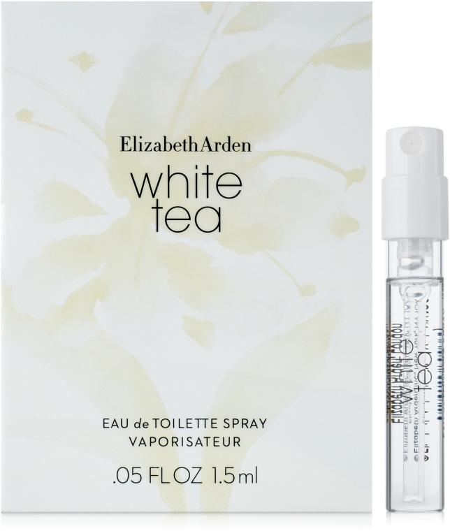 Elizabeth Arden White Tea - Туалетная вода (пробник)